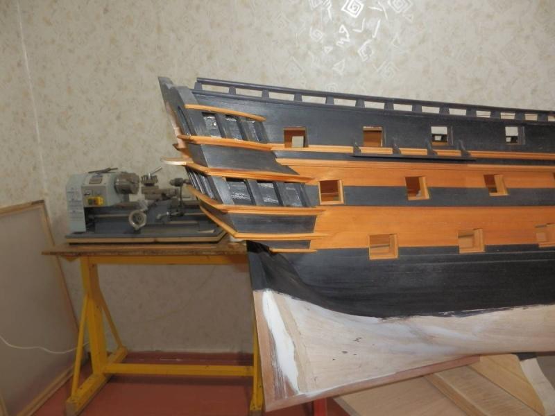 HMS Cumberland 1774, 1:36  P6191710