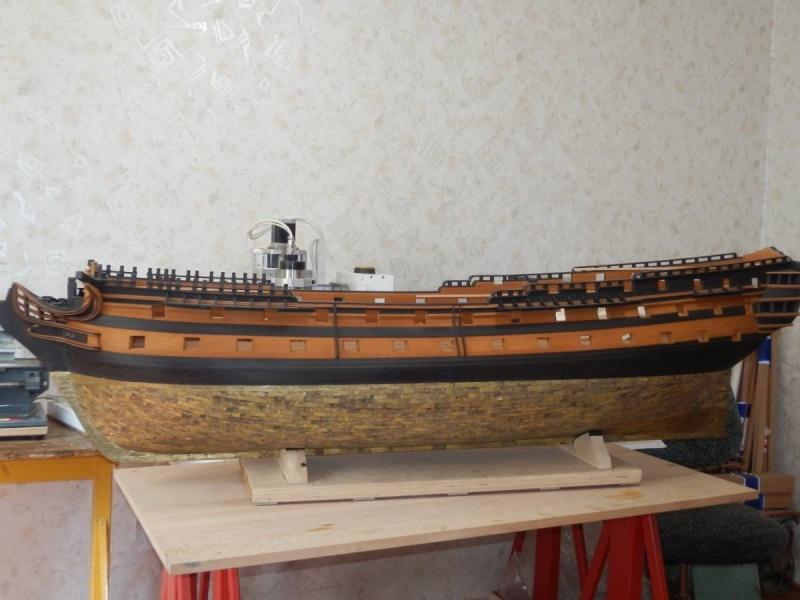 HMS Cumberland 1774, 1:36  P7071810