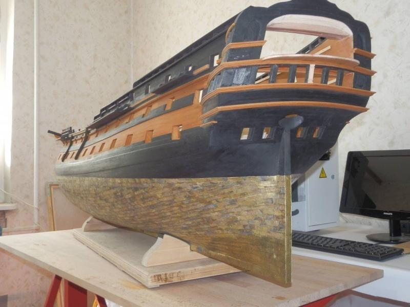 HMS Cumberland 1774, 1:36  P7071811
