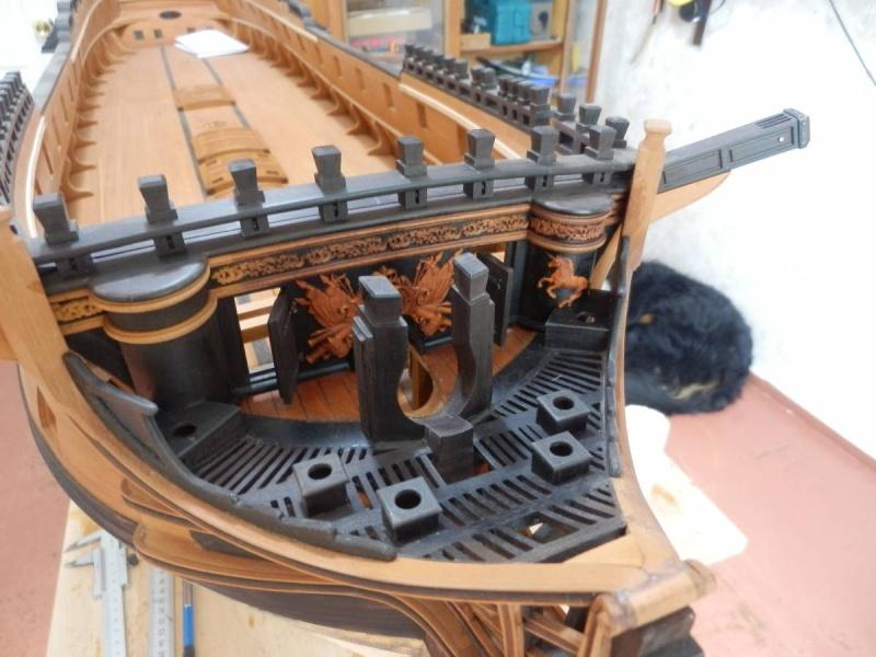 HMS Cumberland 1774, 1:36  P7201910