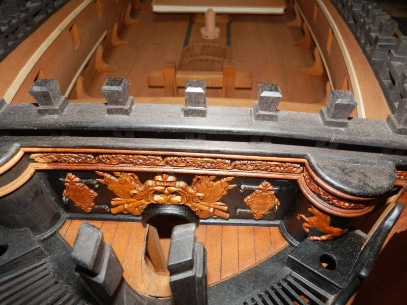 HMS Cumberland 1774, 1:36  P7231911