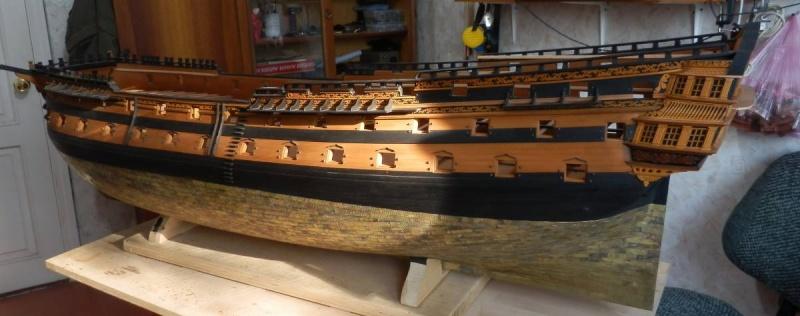 HMS Cumberland 1774, 1:36  P8162012