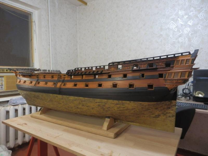 HMS Cumberland 1774, 1:36  P8222110