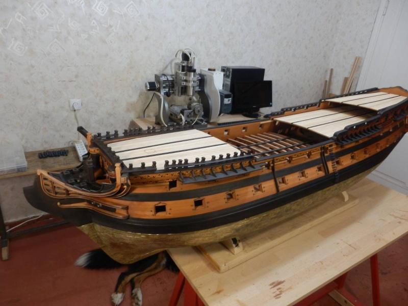 HMS Cumberland 1774, 1:36  P8222111