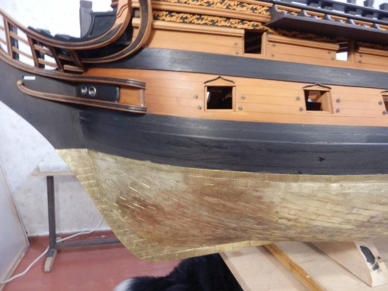 HMS Cumberland 1774, 1:36  P8222113