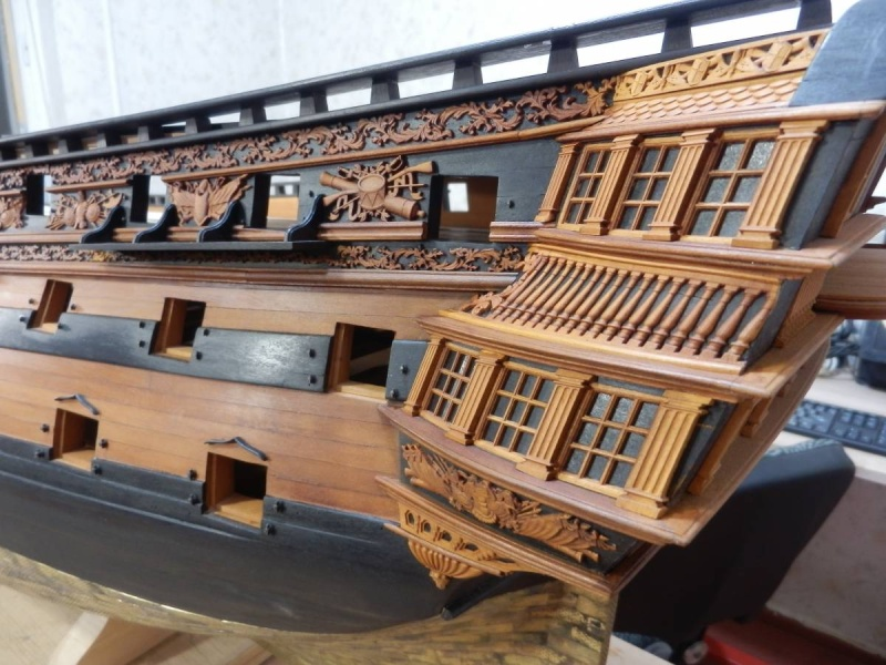 HMS Cumberland 1774, 1:36  P8222114