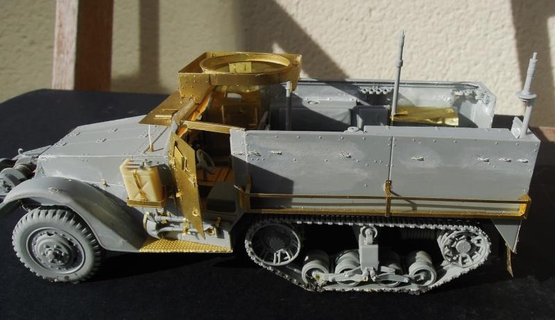 M3A1 Half-Track Dragon 1/35 Dscn6118