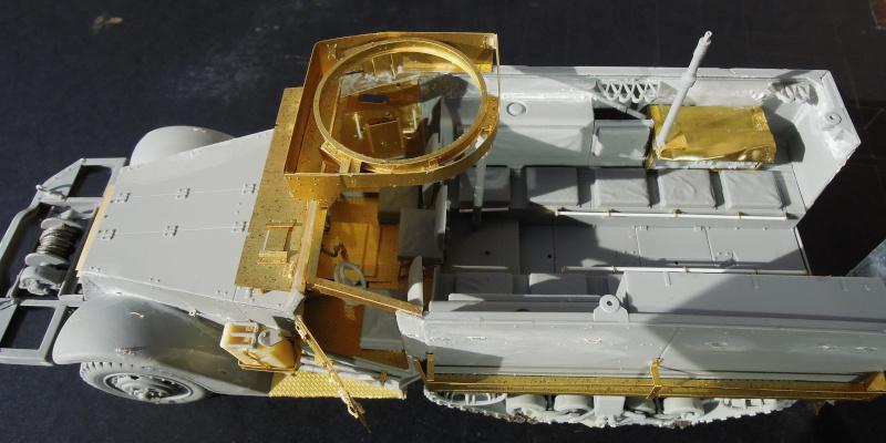 M3A1 Half-Track Dragon 1/35 Dscn6119