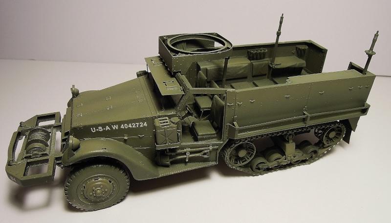 M3A1 Half-Track Dragon 1/35 Dscn6120