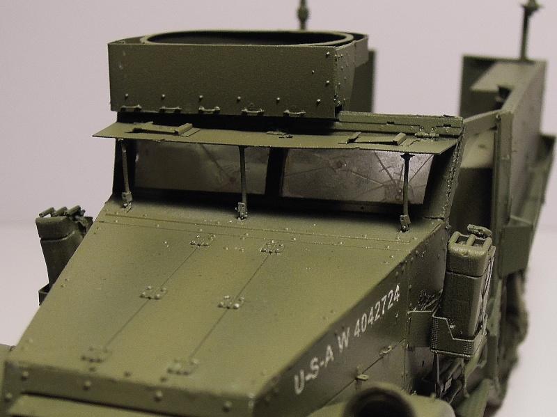 M3A1 Half-Track Dragon 1/35 Dscn6122