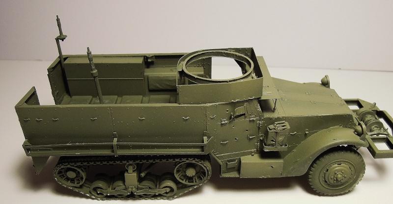 M3A1 Half-Track Dragon 1/35 Dscn6124