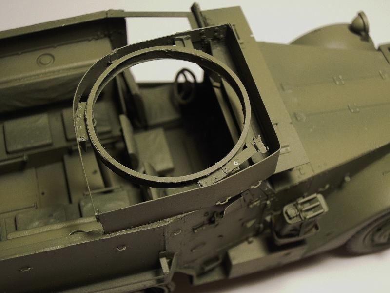 M3A1 Half-Track Dragon 1/35 Dscn6126