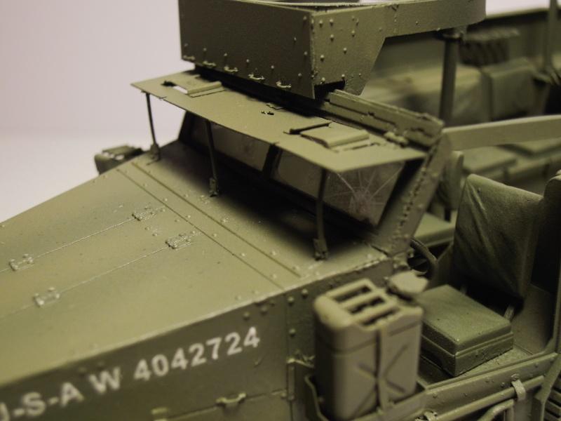 M3A1 Half-Track Dragon 1/35 Dscn6127