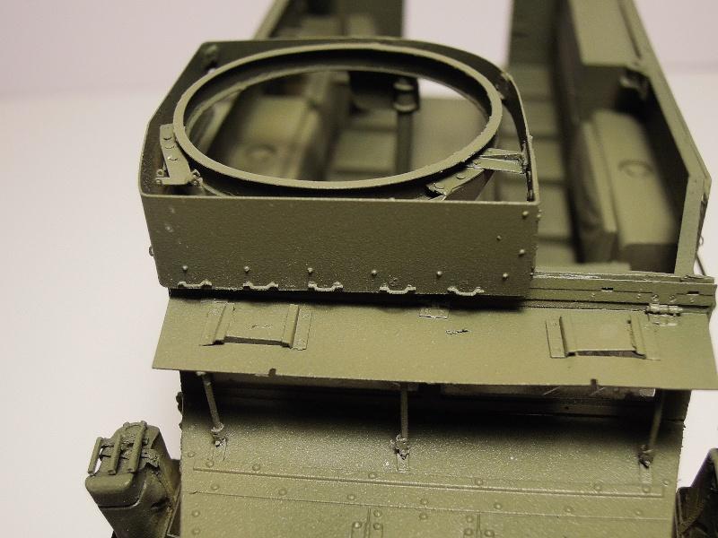 M3A1 Half-Track Dragon 1/35 Dscn6128
