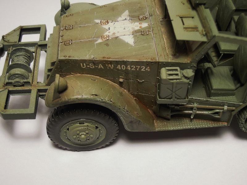 M3A1 Half-Track Dragon 1/35 Dscn6129