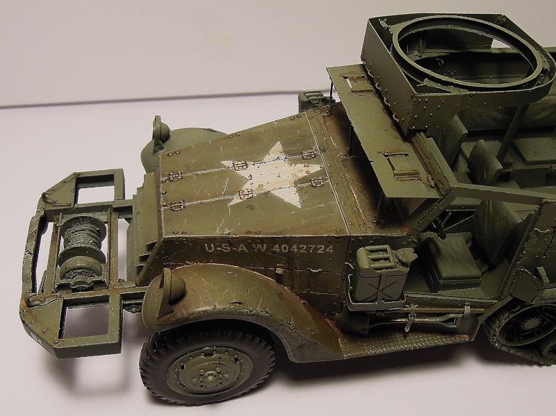 M3A1 Half-Track Dragon 1/35 Dscn6130