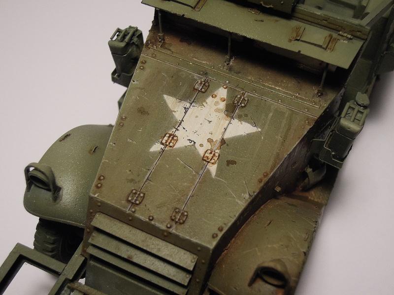 M3A1 Half-Track Dragon 1/35 Dscn6132