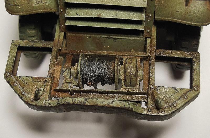 M3A1 Half-Track Dragon 1/35 - Page 2 Dscn6138