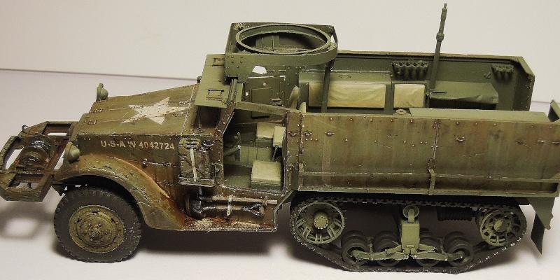 M3A1 Half-Track Dragon 1/35 - Page 2 Dscn6153