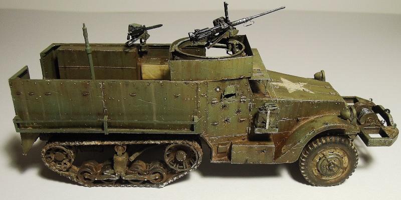 M3A1 Half-Track Dragon 1/35 - Page 3 Dscn6227