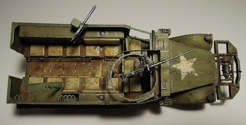 M3A1 Half-Track Dragon 1/35 - Page 3 Dscn6235