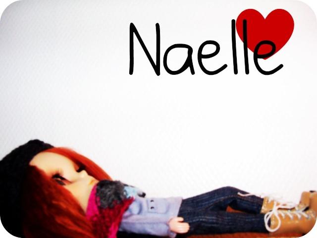 Naëlle, ma toute première ! 00910