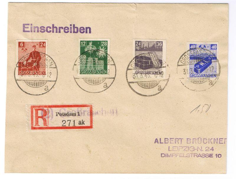 1945 - Deutsche Lokalausgaben nach 1945 110