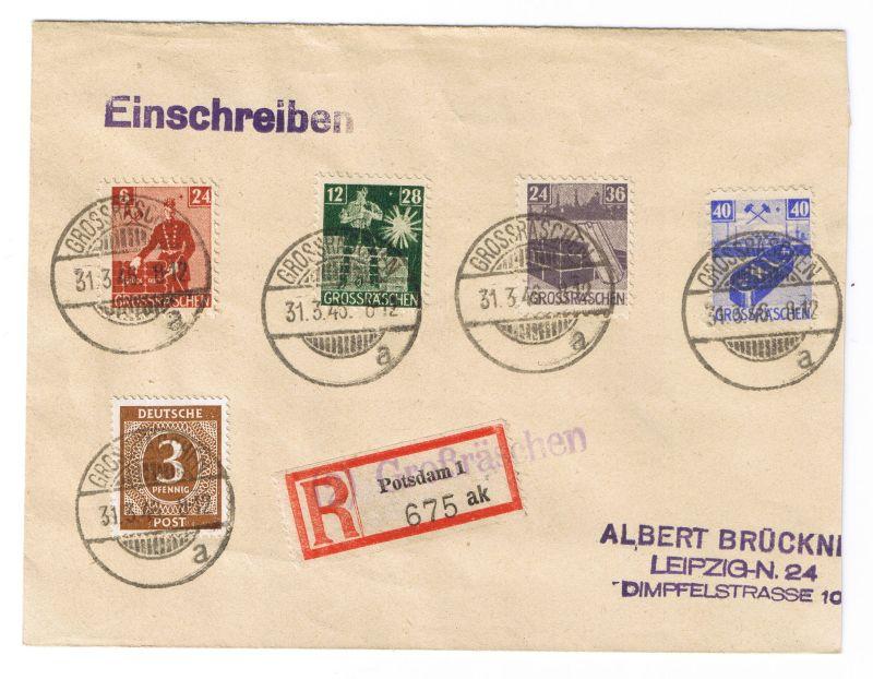 1945 - Deutsche Lokalausgaben nach 1945 210