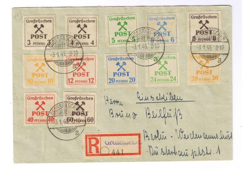 1945 - Deutsche Lokalausgaben nach 1945 310