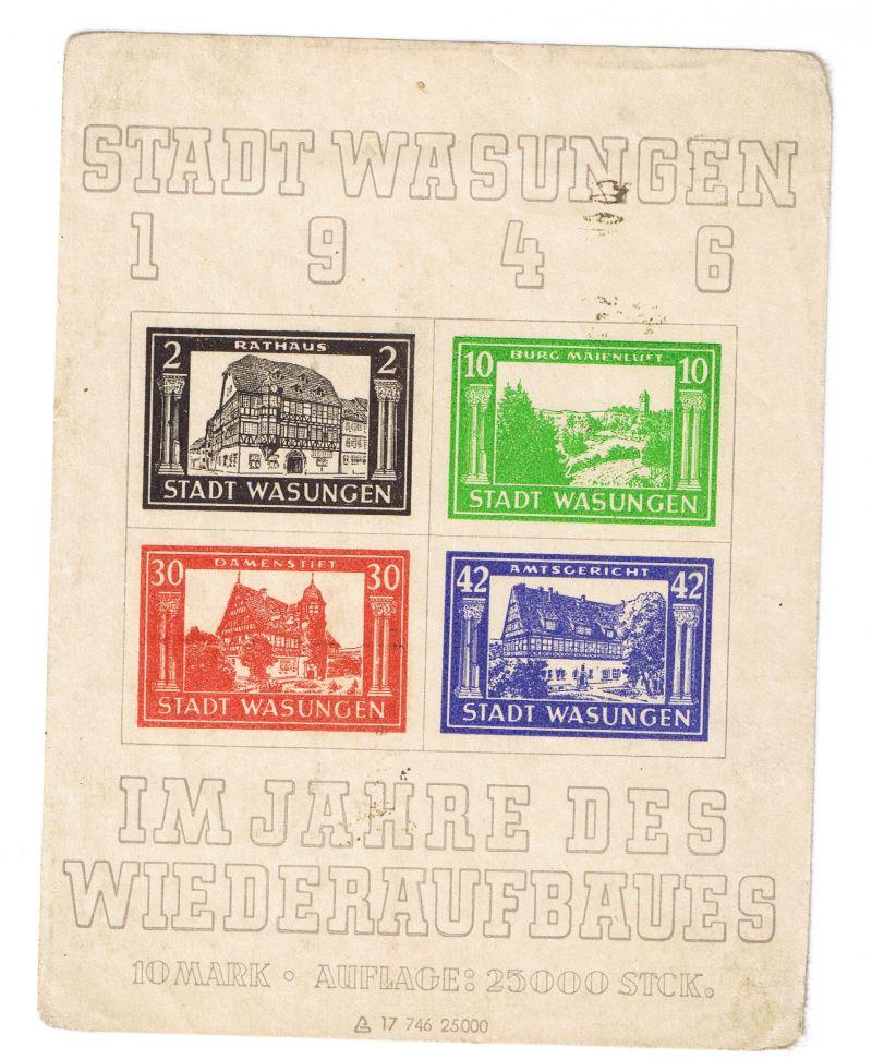 Deutsche Lokalausgaben nach 1945 Cci06010
