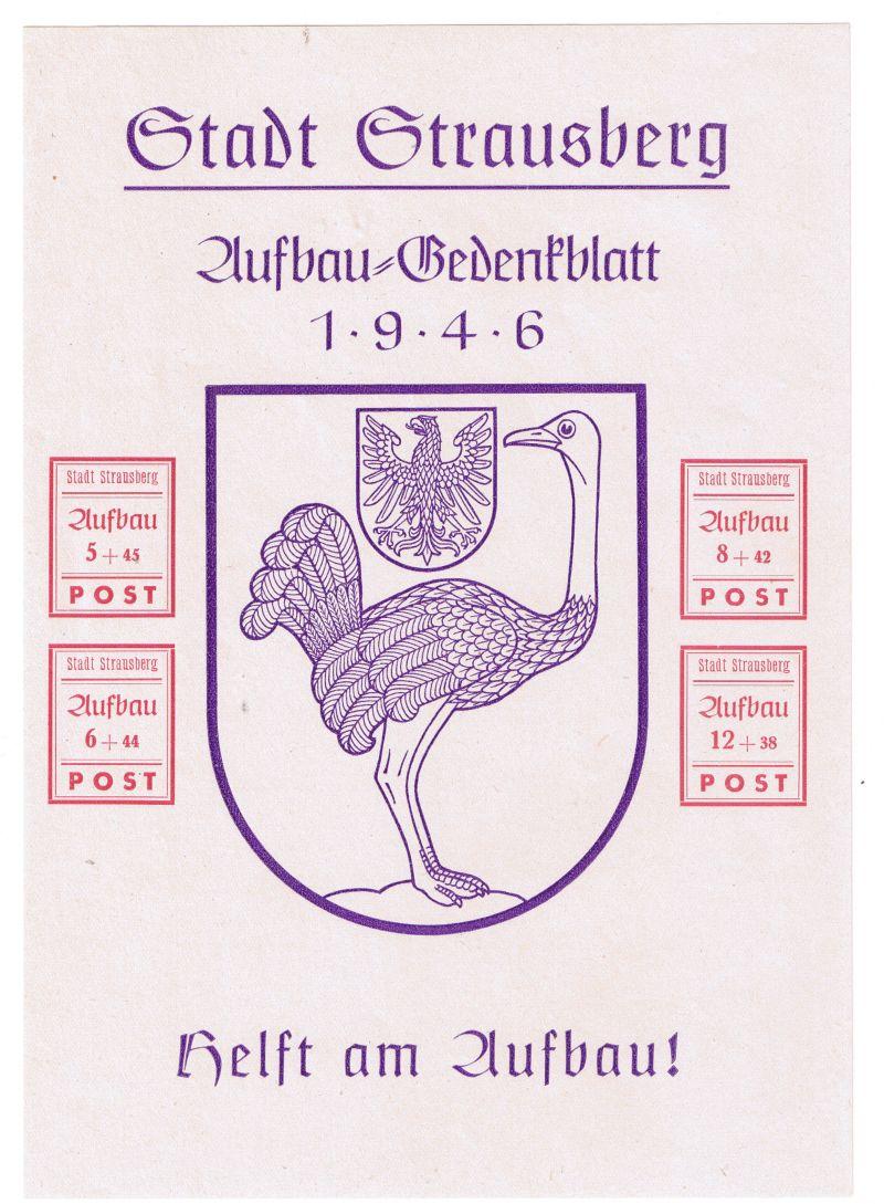 Deutsche Lokalausgaben nach 1945 Cci06011