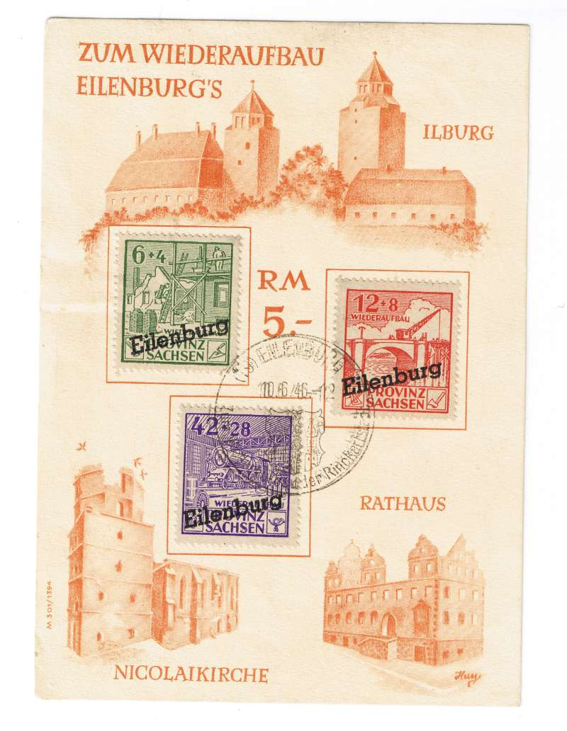 Deutsche Lokalausgaben nach 1945 Cci07010