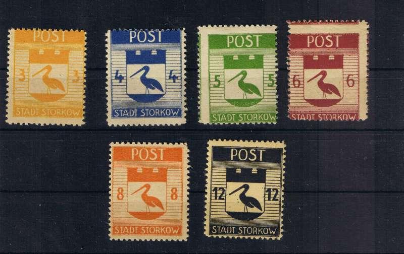 1945 - Deutsche Lokalausgaben nach 1945 Cci10011