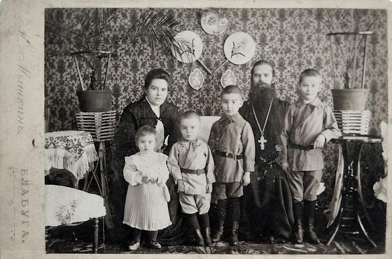 Новомученики Дерновы: они шли умирать за веру и святой крест 37709_10
