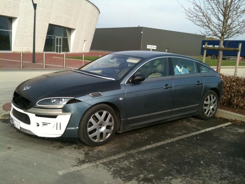 [Erreur de la nature] Audi C6 Report10
