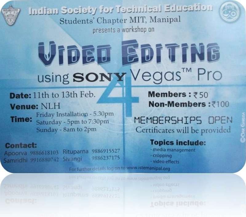 ISTE presents Video Editing  Slide410