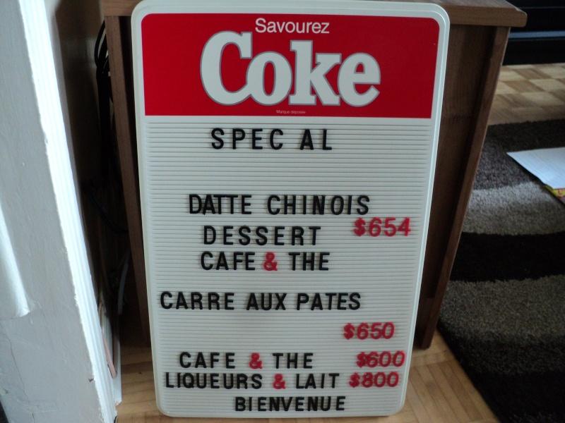 menu de coke Dsc02024