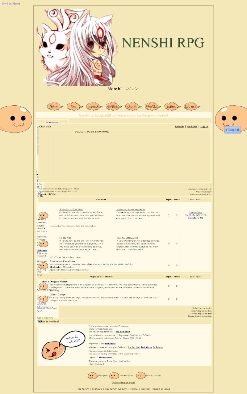 Part of my forum is too wide... Nenshi10