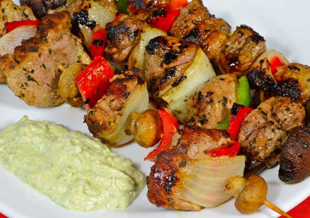 Greek culinary tour: Tyrosalata dip recipe Mvh_5210