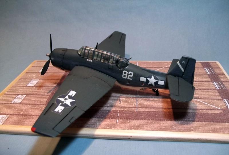 [Airfix] Grumman Avenger Dscf2860