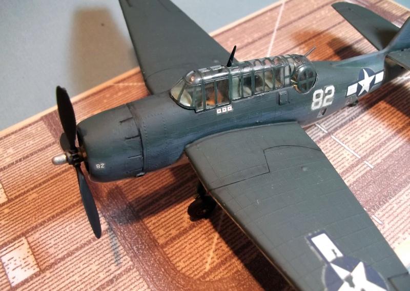 [Airfix] Grumman Avenger Dscf2861