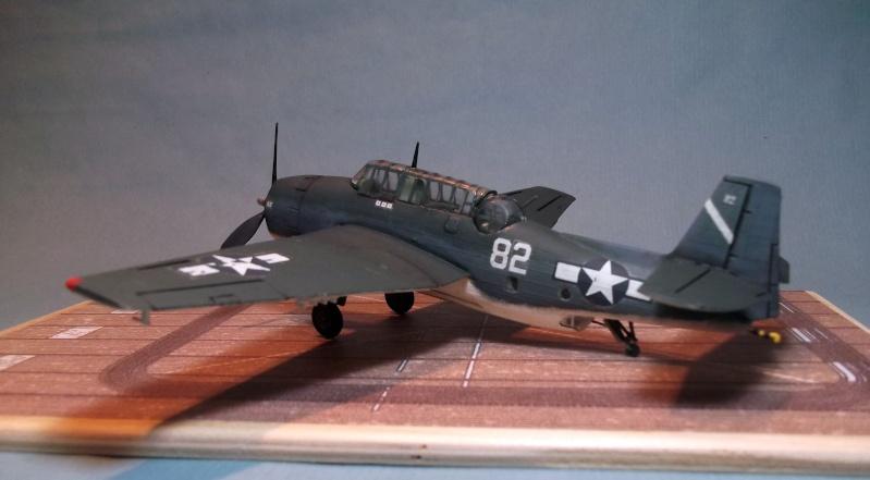 [Airfix] Grumman Avenger Dscf2862