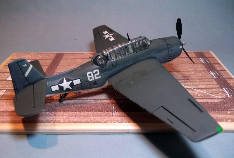 [Airfix] Grumman Avenger Dscf2863