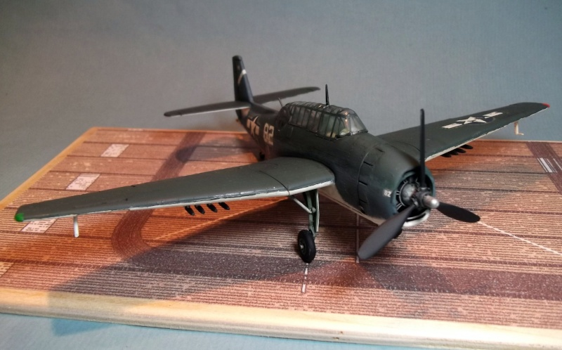 [Airfix] Grumman Avenger Dscf2864