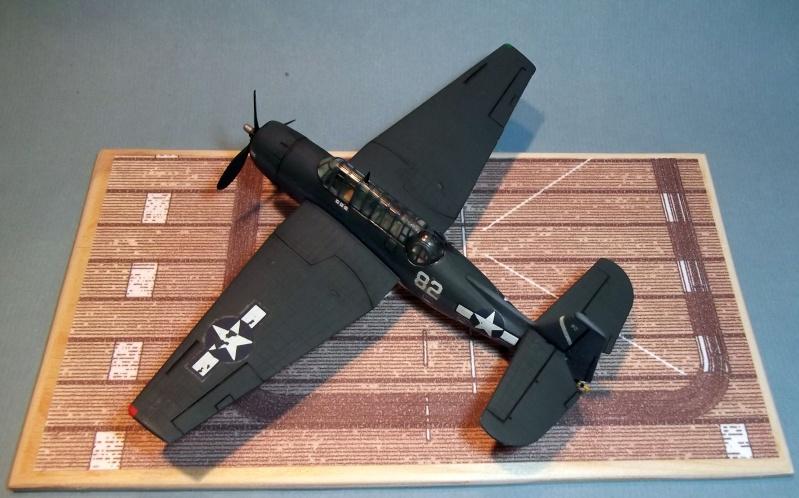 [Airfix] Grumman Avenger Dscf2865