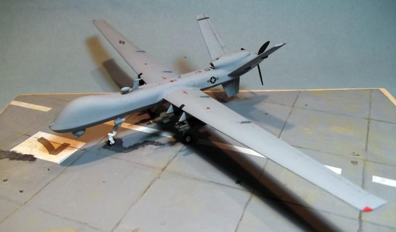 [Italeri] Drone MQ9 Reaper Dscf2872