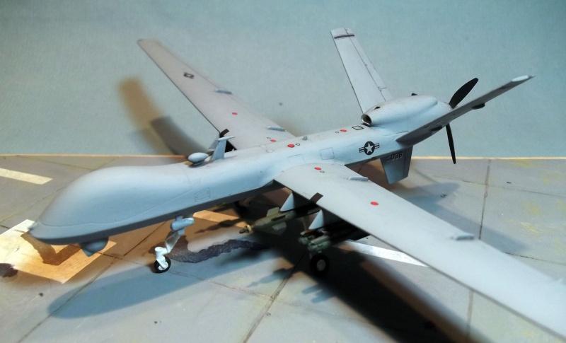 [Italeri] Drone MQ9 Reaper Dscf2873