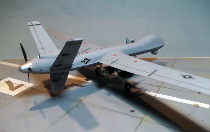 [Italeri] Drone MQ9 Reaper Dscf2874