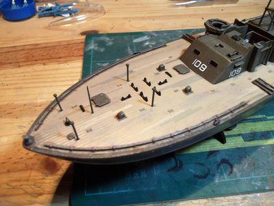 Revell - Torpedo Boat - PT109 - 1/72 - Page 2 Pt_3210