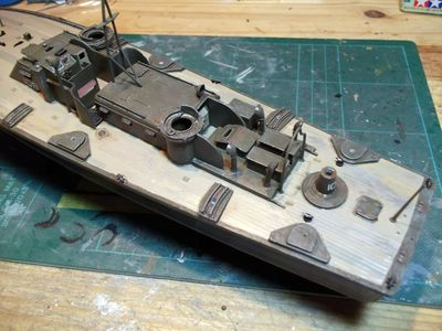 Revell - Torpedo Boat - PT109 - 1/72 - Page 2 Pt_3310